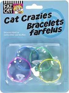 Bilde av FATCAT CAT CRAZIES 4pk
