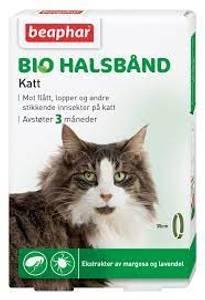 Bilde av BEAPHAR BIO HALSBÅND TIL KATT